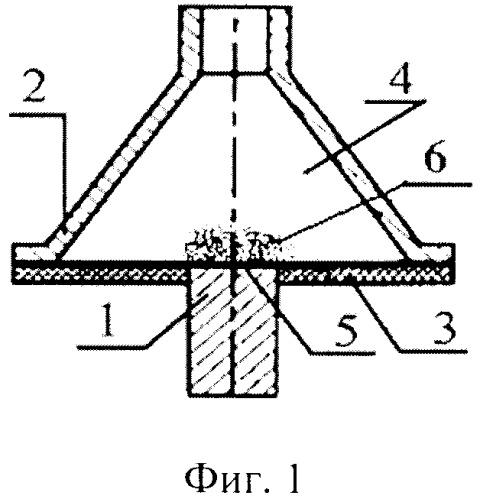 Способ формирования вольфрам-углерод-медных покрытий на медных контактных поверхностях