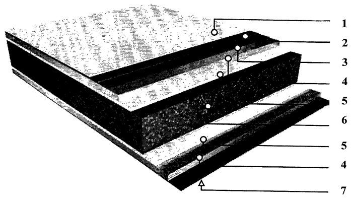 Металлическая композитная панель