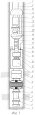 Скважинная насосная установка для одновременно-раздельной эксплуатации двух пластов с возможностью перепуска газа из-под пакерного пространства (варианты)