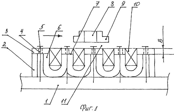 Статор ветроэлектрогенератора