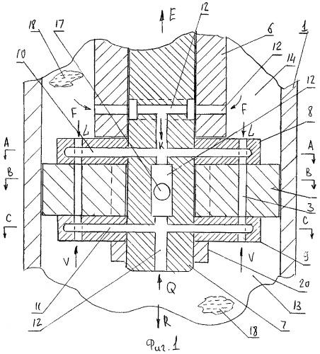 Гидромеханический демпфер