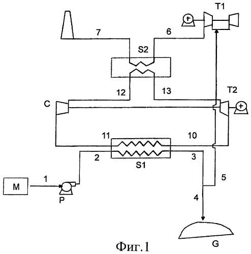 Способ и устройство для испарения сжиженного природного газа и его хранения