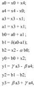 Быстрые алгоритмы для вычисления 5-точечного dct-ii, dct-iv и dst-iv, и архитектуры