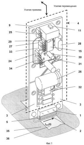 Индуктор вихревых токов для магнитографической дефектоскопии и сканер на его основе