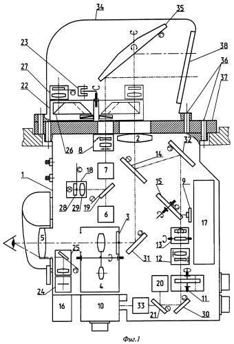 Прицел-прибор наведения с лазерным дальномером