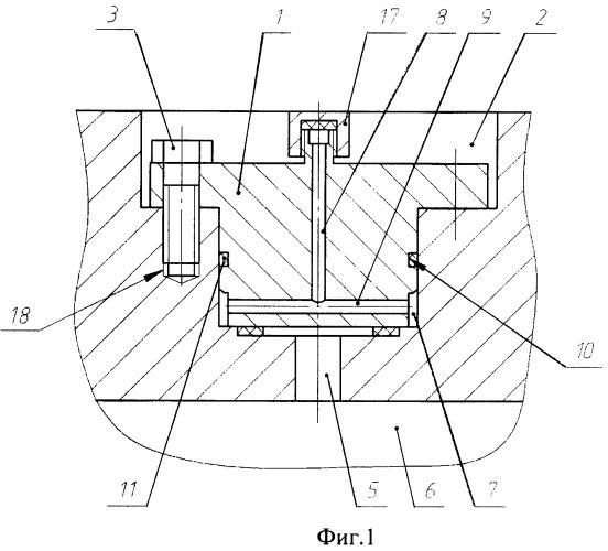 Герметичное перекрытие контейнера для транспортировки и/или хранения радиоактивных материалов