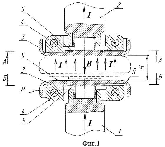 Контактная система вакуумной дугогасительной камеры на напряжение 110 кв