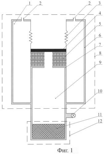 Устройство для подачи пара цезия в термоэммисионный преобразователь