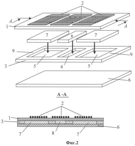 Термостабильный узкополосный фильтр на поверхностных акустических волнах