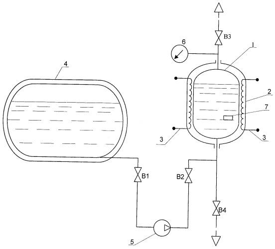 Способ финишной очистки криогенных систем