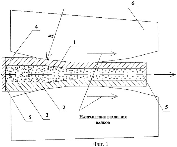 Способ получения листового боралюминиевого композита