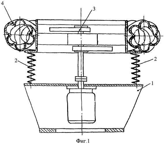 Вибрационное устройство для приготовления растворов