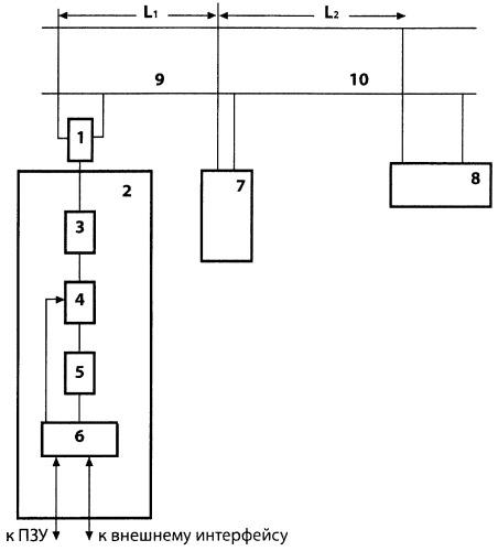 Приемное устройство тональной рельсовой цепи