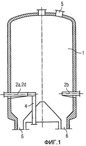 Способ и устройство для получения губчатого железа