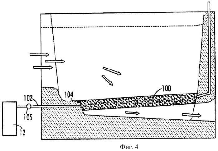 Усовершенствованный способ фильтрования расплавленных алюминия и алюминиевых сплавов