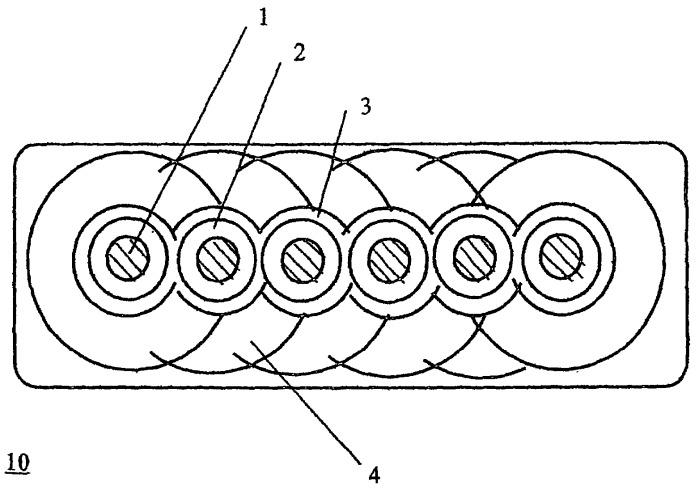 Волокнистый композиционный материал с металлической матрицей и способ его изготовления