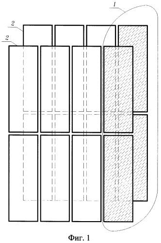 """Способ возведения подземных сооружений методом """"стена в грунте"""" и стена в грунте, возведенная этим способом"""