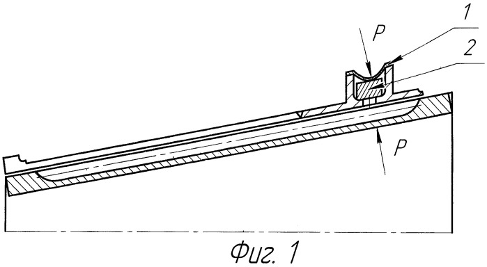 Способ изготовления сопла камеры сгорания жидкостного ракетного двигателя (жрд)