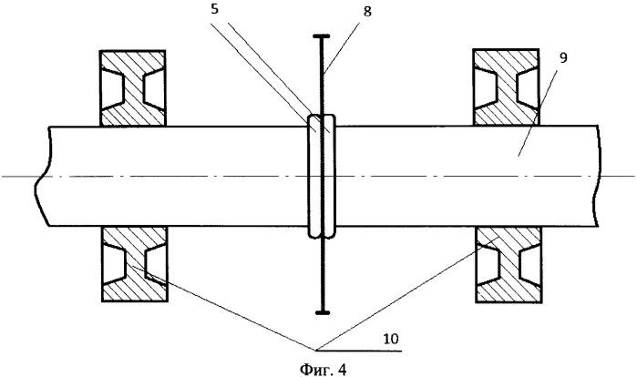 Способ испытания прочности сварного стыкового соединения полимерных труб