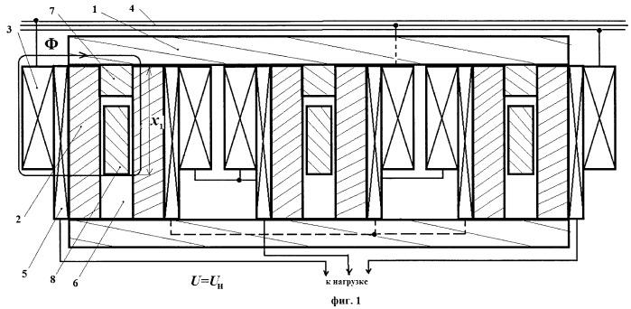 Трансформаторный агрегат для электрифицированных железных дорог переменного тока