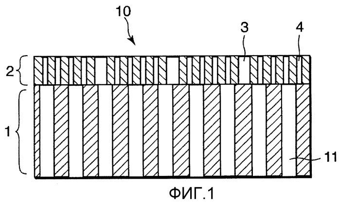 Газодиффузионный слой для топливного элемента