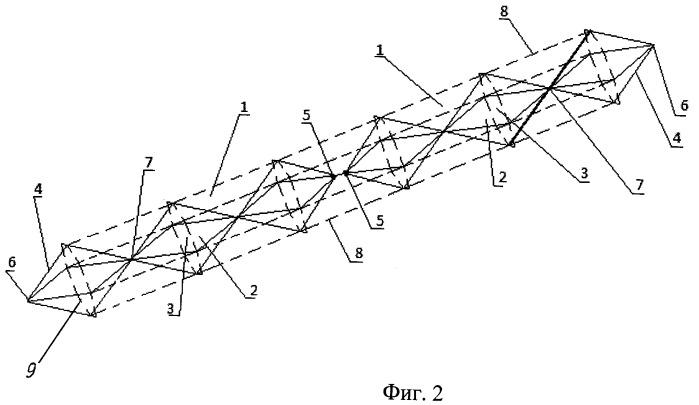 Вибратор горизонтальный укороченный повышенной диапазонности