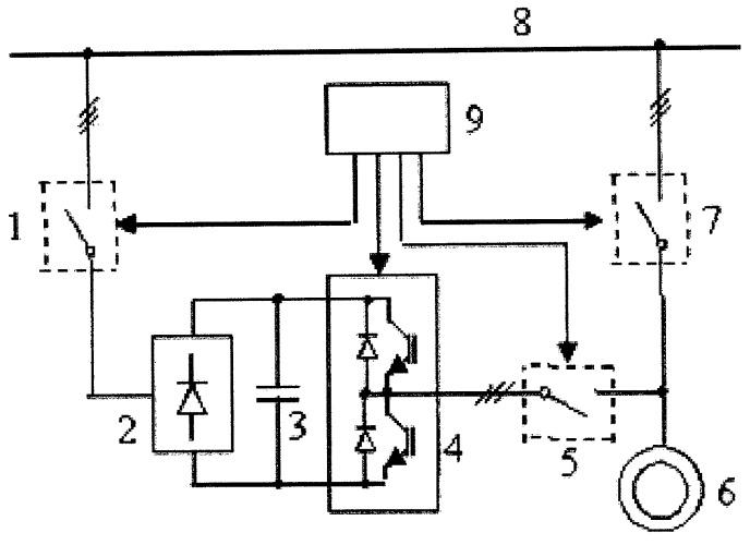 Способ управления частотно-регулируемым электроприводом