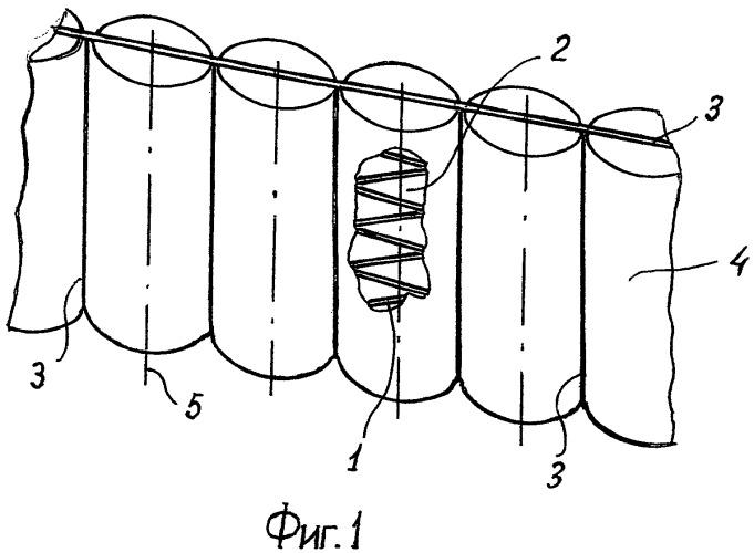 Пружинный модуль для матрасов (варианты)