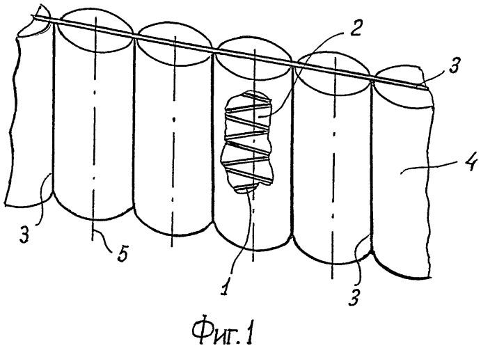 Пружинный модуль для матрасов