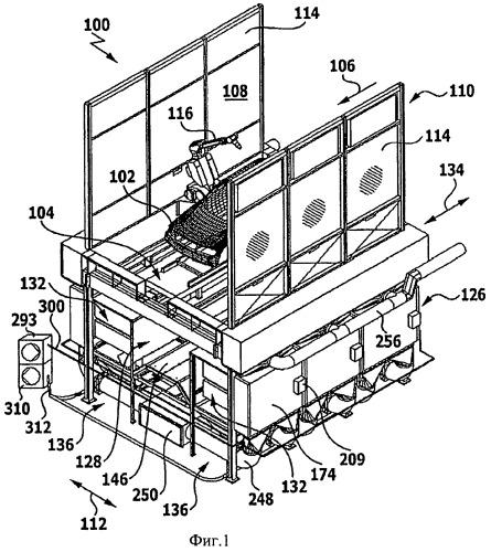 Способ и устройство для внесения вспомогательного материала