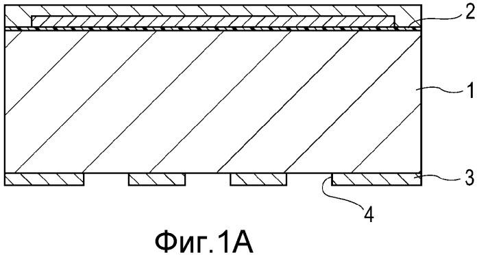 Способ изготовления подложки для головки для выбрасывания жидкости и способ обработки подложки