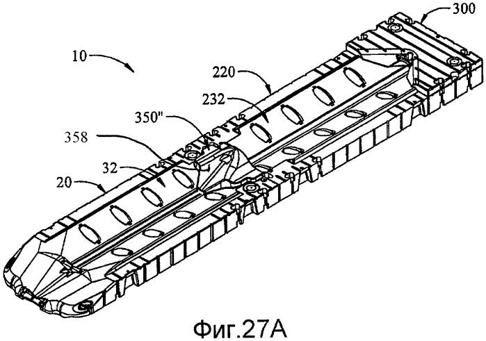Модульный узел плавучего порта для судна (варианты)
