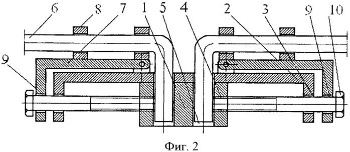 Устройство для соединения канатов