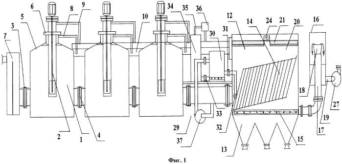 Способ подготовки пластовых вод и установка для его осуществления - универсальный флотатор