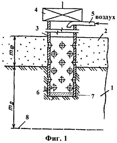 Способ строительства дренажа