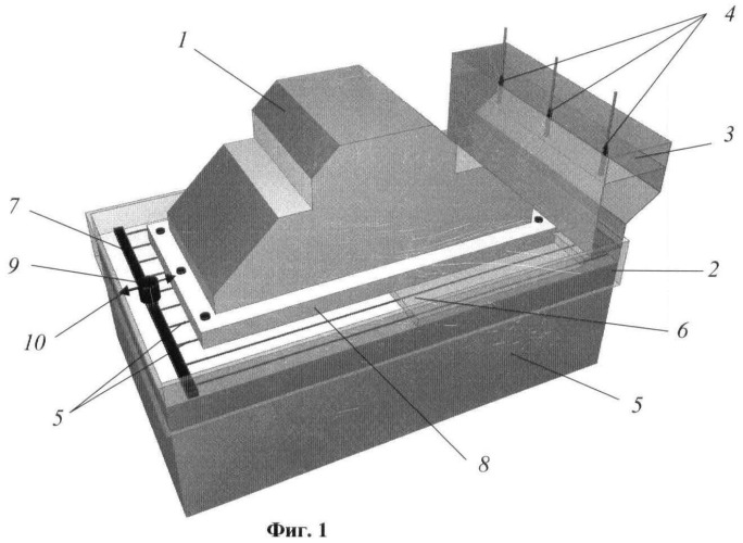 Способ подливки бетонной смеси под технологическое оборудование на заключительном этапе его монтажа