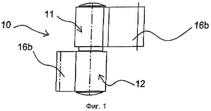 Регулируемая петля двери или окна