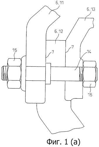 Прокладка, снижающая фреттинг-износ, и узлы крепления, в которых используется прокладка