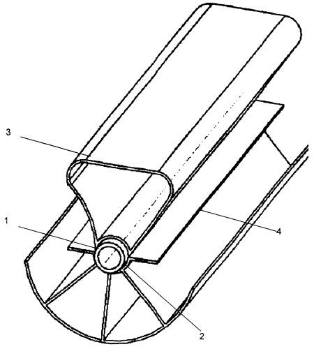 Способ изготовления и монтажа протяженных теплообменных поверхностей