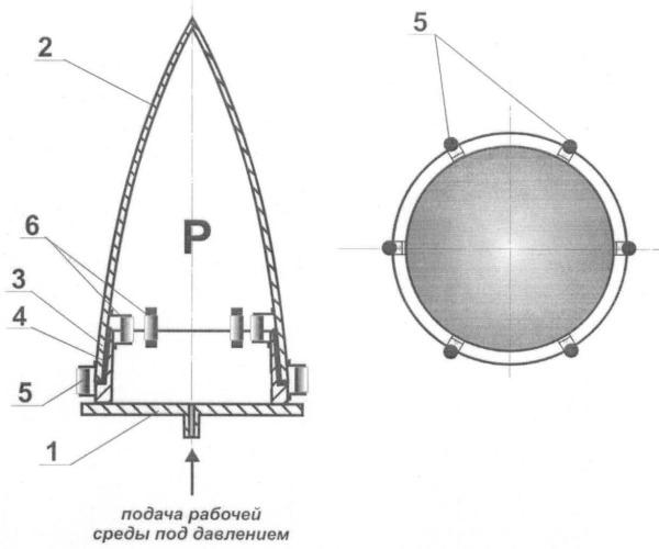 Способ контроля узла соединения керамического обтекателя