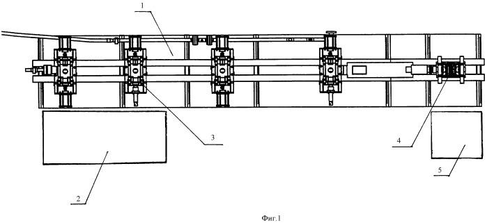 Стенд для испытания гидравлических забойных двигателей