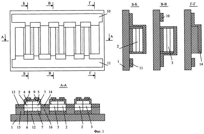 Полупроводниковый прибор с характеристикой лямбда-диода