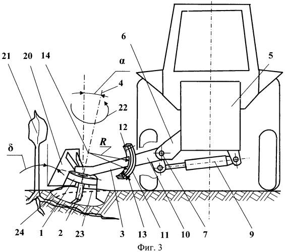 Ротационное почвообрабатывающее орудие