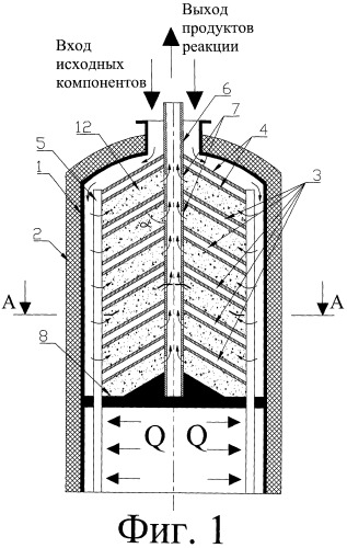 Конвертор и элемент тепловой трубы конвертора