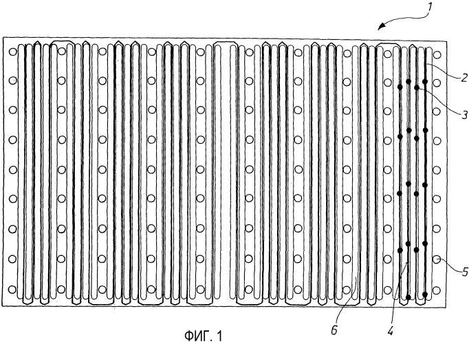 Измерение температуры в кристаллизаторе оптоволоконным способом измерения