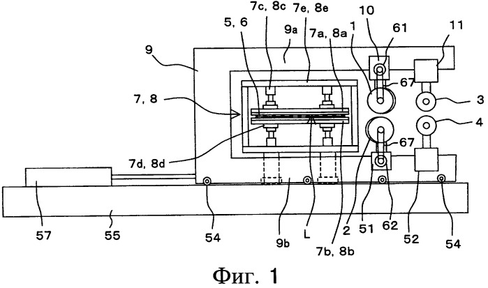 Способ и устройство для роликовой сварки с раздавливанием кромок