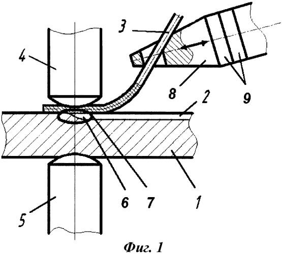 Способ ремонта трещин металлоконструкций