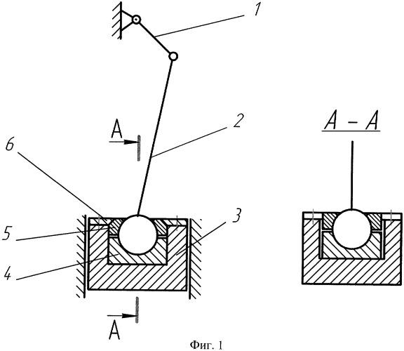 Кривошипно-шатунный механизм пресса