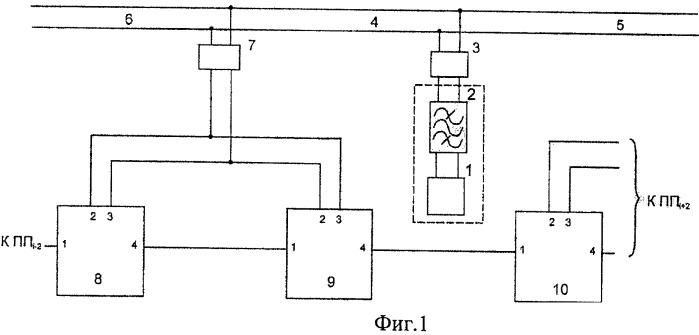 Устройство контроля состояния рельсовой линии