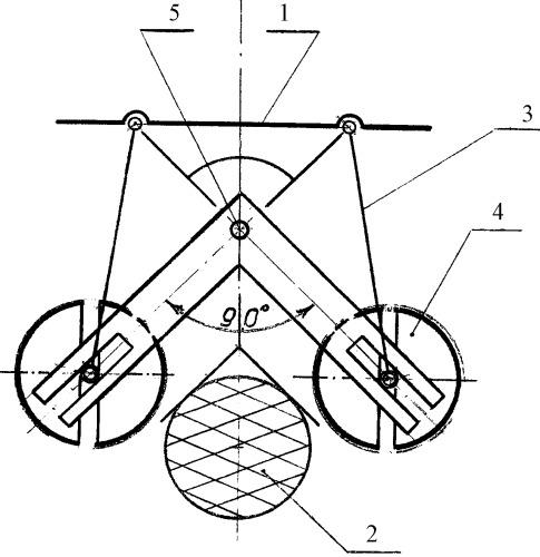 Способ управления одноколесным транспортным средством
